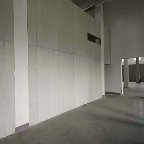 170厚纤维水泥复合钢板防爆墙